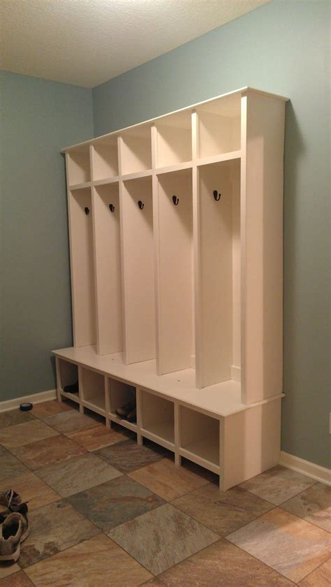 hallway lockers for home 300 best images about kitchen nook to mudroom on pinterest