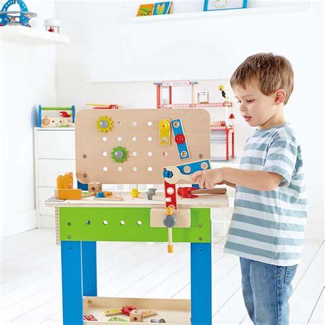 hape tool bench master workbench e3000 hape toys