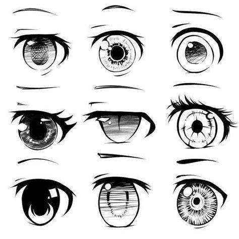 imagenes ojos para dibujar como aprender a dbujar anime y manga a lapiz 3 anime