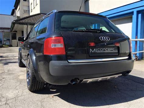 Audi A6 4b Allroad by Up To Date Audi A6 4b Allroad Auf Tomason Tn8 Alu S