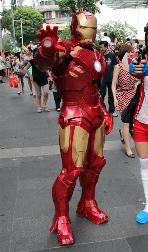 iron man mark iv
