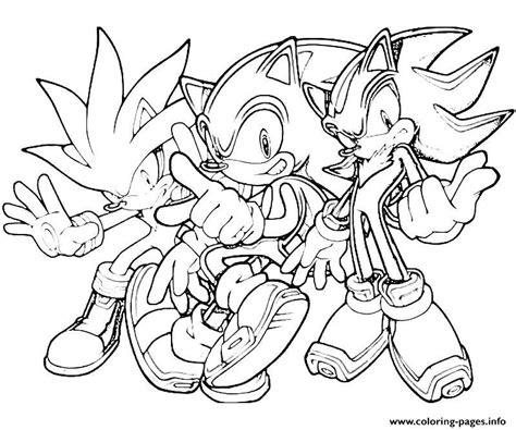 sonic x coloring book coloring book for and adults 25 illustrations books the sonic team coloring pages printable