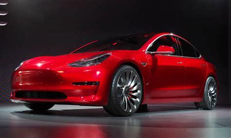 Tesla Cost Per Mile Tesla Model 3 Annouced