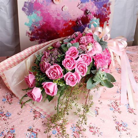 Bouquet Size M 2 bouquet 10 to nature flowers