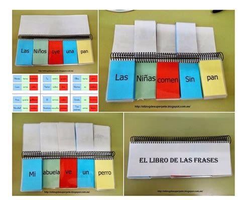 libro a cada uno lo el libro m 243 vil de las frases 3 palabras manipulativo y editable