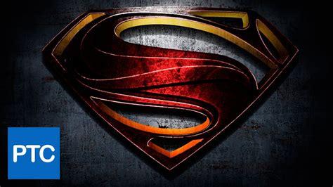 tutorial logo superman superman man of steel photoshop movie poster tutorial
