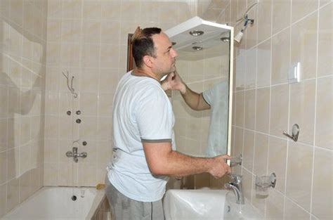 cost to install a bathroom mirror estimates and prices
