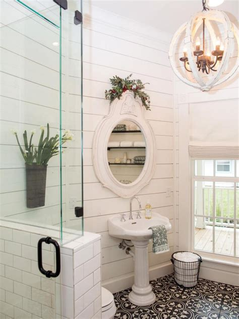 bathroom images for home 15 farmhouse style bathrooms of rustic charm it in the mountains