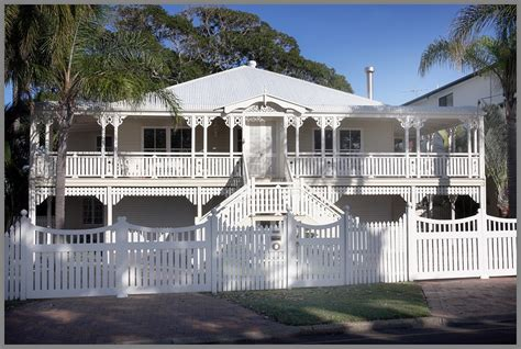 Queenslander House Plans Queensland Architecture On Brisbane Queensland Australia And House Facades