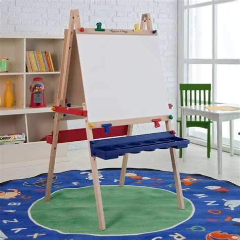 deluxe wooden art easel for children kids in s a