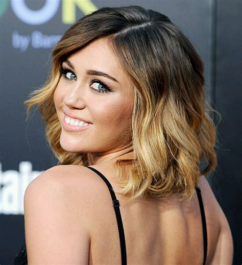 how to ombre shoulder length hair shoulder length ombre ombre sombre pinterest dont