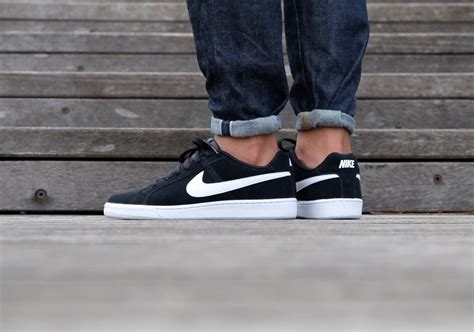 Nike Slop Suede Black nike court royale suede black white 819802 011