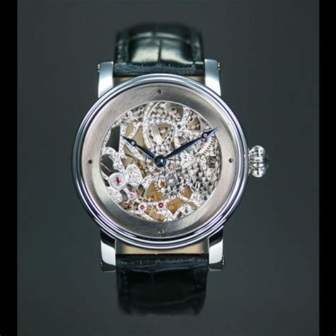 Handmade Watches For - picture gallery kudoke the master of skeleton watches