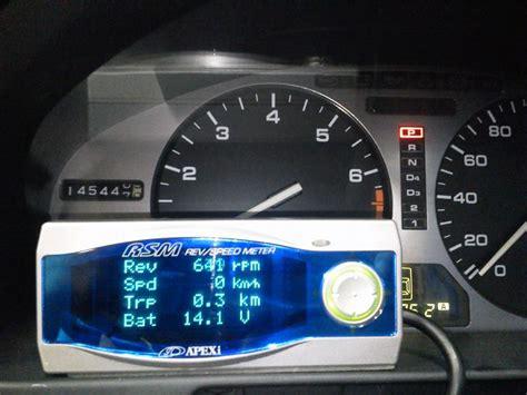 Meter Rsm みんカラ apexi rev speed meter rsm gp レジェンドクーペ by カンズjazzヴヽ a y