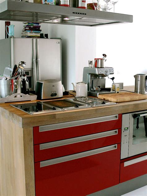 what to put on a kitchen island small kitchen appliances pictures ideas tips from hgtv