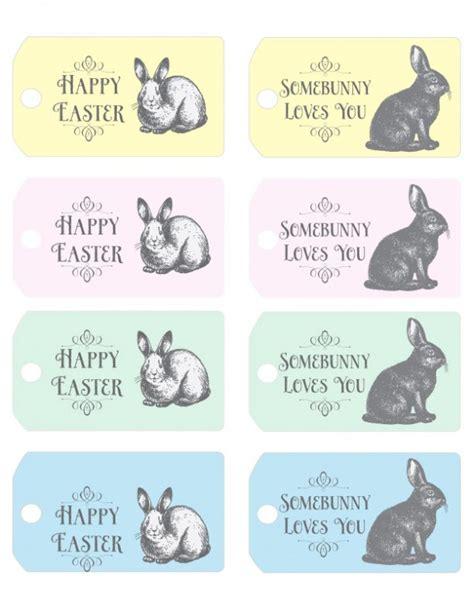 printable name tags easter 15 printable easter gift tags kitty baby love