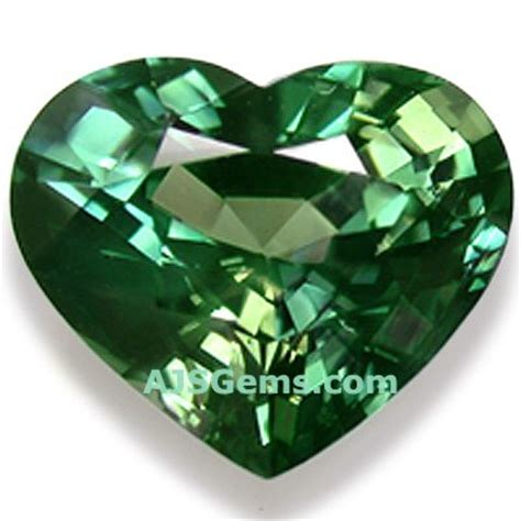 green and blue green sapphire gemstone information at ajs gems