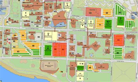 iupui map blackford garage iupui 2017 2018 best cars reviews