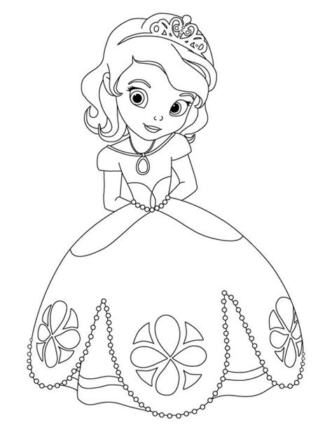 17 best sofia the first coloring page images on pinterest 17 best images about cool coloring pages on pinterest