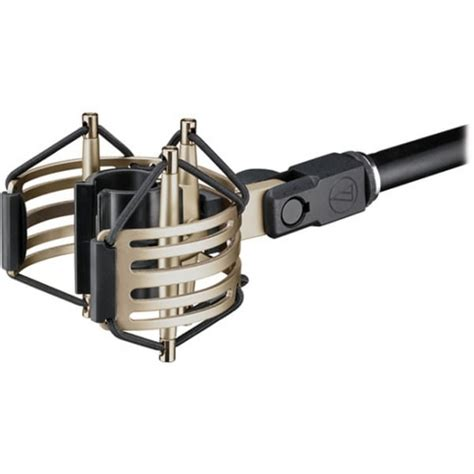 Pre Owned Audio Technica Microphone At848ii audio technica at8482 shock mount for the at5045 microphone