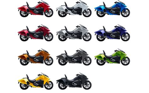 Honda NM4 Vultus Receives Automotive Color Options