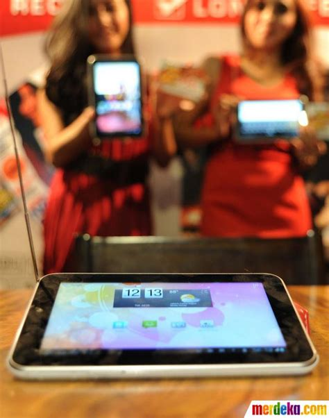 Tablet Android Cyrus Tvpad 3g Wifi foto telkomsel luncurkan tablet cyrus tvpad slim 3g wifi merdeka