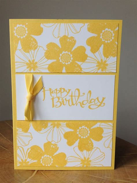 easy card for easy handmade birthday card handmade cards