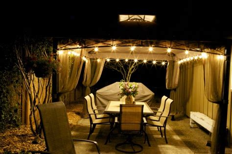 Outdoor Gazebo Chandelier Lighting Outdoor Gazebo Chandelier Lighting Buzzardfilm Patio Deck Remodeling With Outdoor Gazebo
