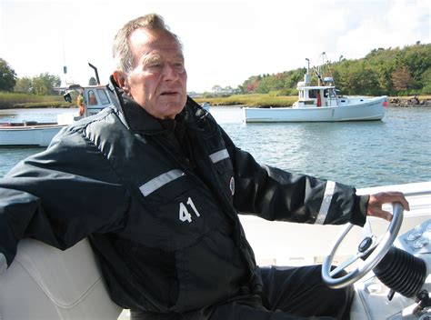 boat covers george 41 george h w bush documentary on hbo the new york