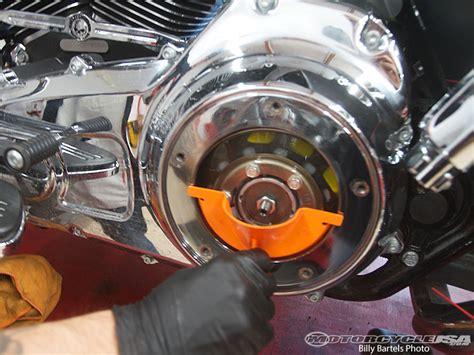Harley Davidson Change by How To Change The Crank On A Harleydavidson