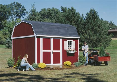 Backyard Buildings by Backyard Storage Sheds Traditional Shed By Backyard