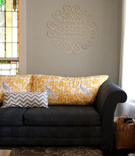 sofa makeover how to paint furniture upholstery a diy sofa makeover