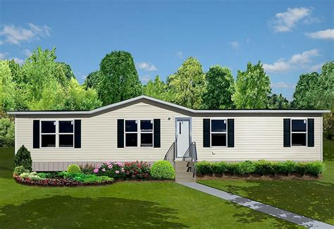 mobile homes for less trumh liston 4 bed 2 bath mobile home for sale