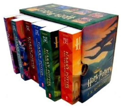 7 Great Sts For Collecting by Harry Potter 1 7 Joanne K Rowling Bei Lovelybooks