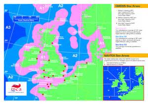 areas of map gmdss sea areas mca orals yachts