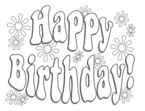 happy birthday coloring pages for teachers happy teachers day quotes in black and white quotesgram