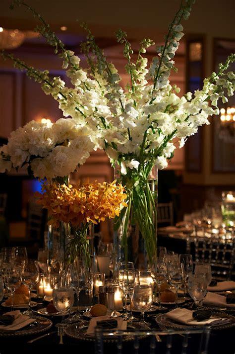 High Vase Centerpieces by Vase Wedding Centerpieces High Centerpiece Mixes In