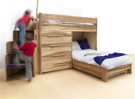 loft bunk beds stairs bunk bed with storage stairs loft bed with stairs