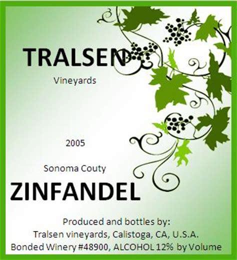 Wine Label Template Free Printable Word Templates Free Wine Label Template For Word
