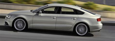 Audi A5 Sportback Daten by Audi A5 Sportback Abmessungen Technische Daten L 228 Nge