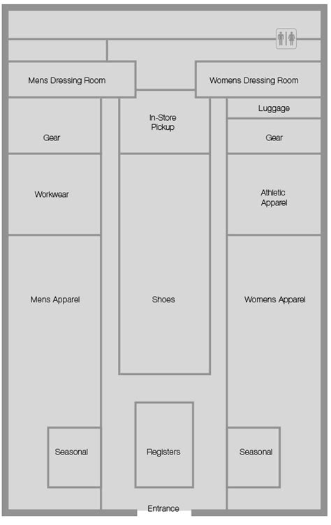 hunting store layout fort collins co instore layout we are all explorers