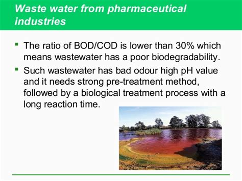 Pre Mba Means by Industrial Waste Water Pollution Tmba 2013 04