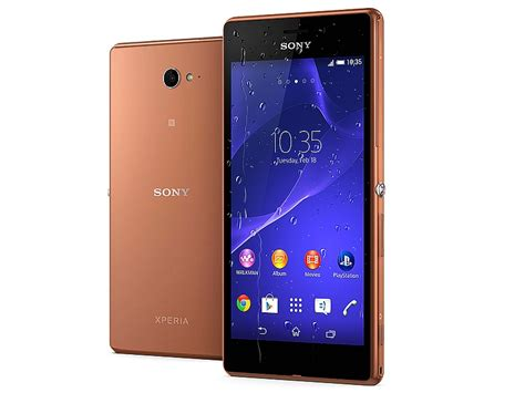 Handphone Sony M5 Aqua sony xperia m2 xperia m2 aqua now receiving android 5 1 lollipop update technology news