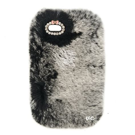 Terbaru Casing Fur Hat Series Iphone 6 6s cozy fur phone velvetcaviar