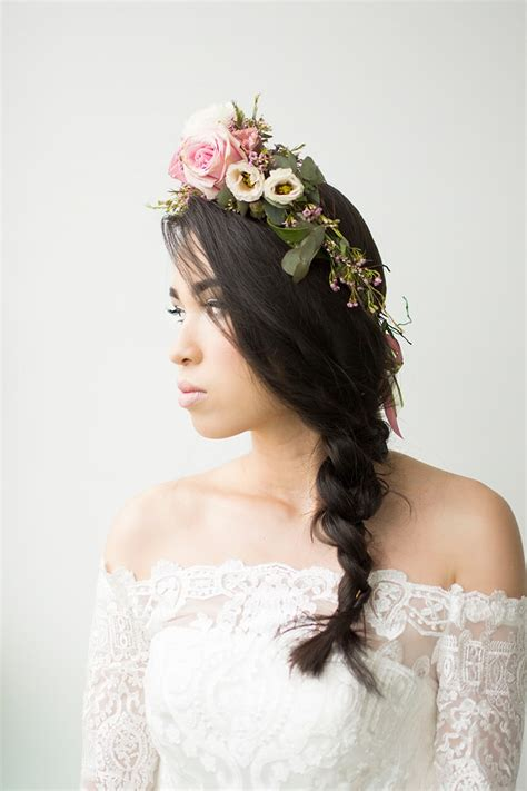 Wedding Hair And Makeup Fife by Blushing Bohemian The Wedding Playbook