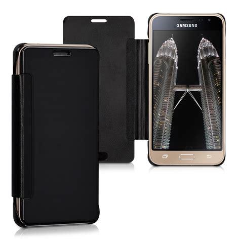 Flip Miror Samsung J3 2016 Diskon kwmobile mirror folding for samsung galaxy j3 2016