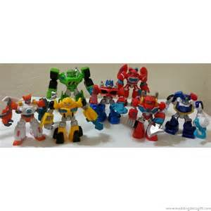Wish Box Wedding Transformer Toy Figurine Cake Topper Transformer Figures