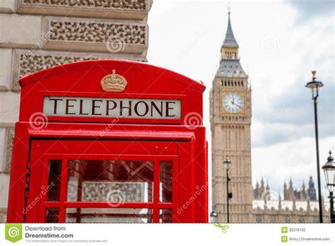 cabina telefonica inglese prezzo cabina telefonica rossa londra regno unito fotografia