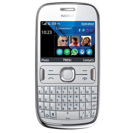 Nokia Qwerty Wifi wholesale cell phones wholesale mobile phones new nokia asha 302 white qwerty keyboard wifi 3g