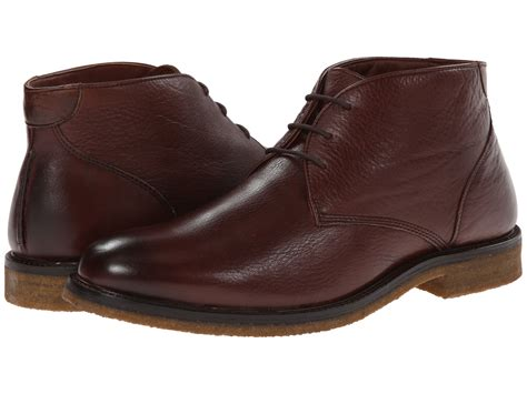 Johnston And Murphy Gift Card - johnston murphy copeland chukka mahogany tumbled full grain zappos com free